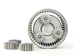 Spur Gears:Straight Cut Gears
