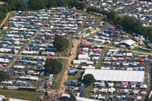 Autojumble-aerial-view